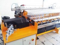 Spiral Wire Knitting Machine, Chain Link Fence Machine, Wire Fencing Machine, Wire Mesh Fencing Machine, Wire Mesh Machine, Fencing Machine, Automatic Wire Fencing Machine, Chain Link Fencing Machine, Wire Fencing Machine Turkey, Chain Link Fence Machine Turkey